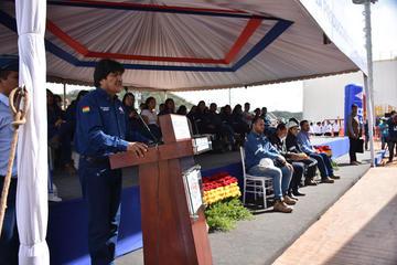 Evo Morales cuestiona a los 21 expresidentes que refutan su repostulación