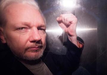 EE.UU. solicita a Reino Unido la extradición de Julian Assange