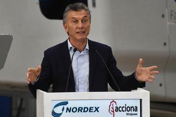 Macri va por la reelección en Argentina y define a su acompañante