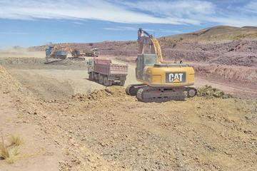 Desmantelan mito sobre entierro de restos nucleares en Pati Pati