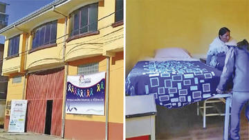 Abren en El Alto albergue para pacientes con cáncer