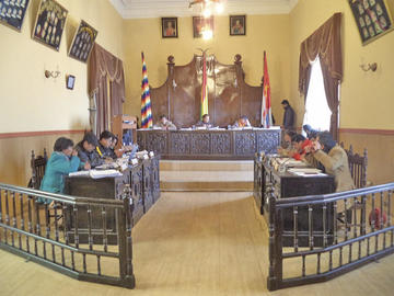 Presentan ley sobre el convento de San Antonio de Padua