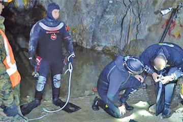 Tres bolivianos quedan atrapados en una mina chilena tras derrumbe