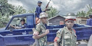 Mueren 40 personas en un ataque armado en el Congo