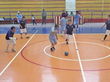 Competencia y El Potosí miden fuerzas en el campeonato del CPDP