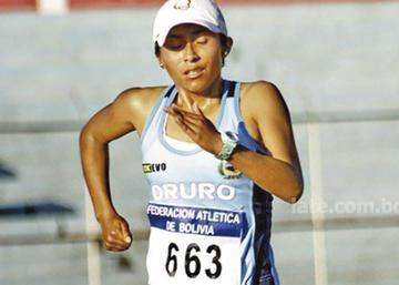 Quispe ganó bronce en el Sudamericano