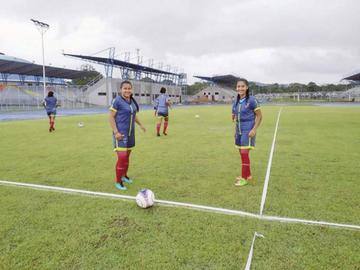 Bolivia está lista para su amistoso ante Puerto Rico