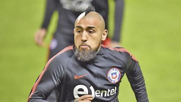 """Arturo Vidal: """"esta selección va a ser de temer desde el inicio hasta el final"""""""