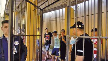 Paraguay: motín carcelario deja diez presos muertos