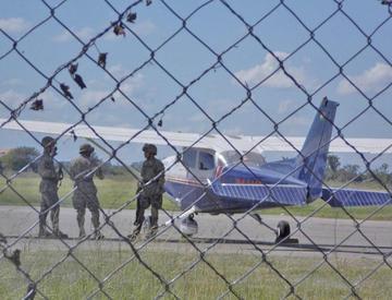 Hay 2 avionetas sospechosas de transportar droga en Beni
