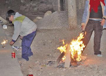 Intendencia prohíbe el encendido de fogatas para San Juan