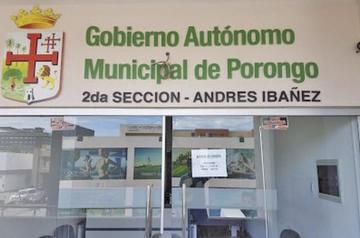 Inspeccionan Recaudaciones de Porongo por desvío de impuestos de Warnes