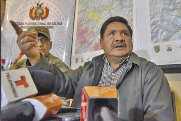 Citan a declarar al viceministro Felipe Cáceres por caso Uelicn