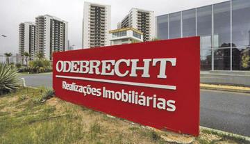 Justicia acepta pedido de Odebrecht para reestructurar su deuda