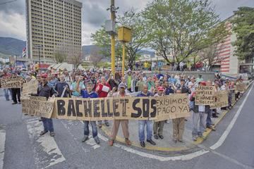Denuncias preceden visita oficial de Michelle Bachelet a Venezuela