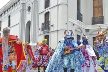 """Un Corpus Christi de Venezuela incluye a """"diablos danzantes"""""""