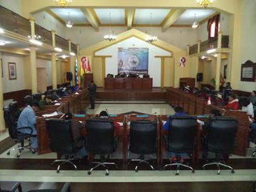 La Asamblea aprueba convenios para proyectos de agua potable y riego