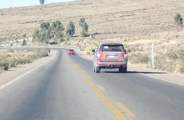 Levantaron los dos bloqueos en el camino hacia Villazón