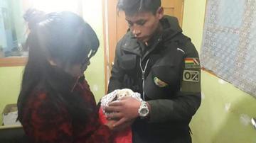 Oruro: erizo hallado en un colegio era de Argentina y fue devuelto a ese país