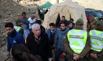 Chile finaliza tareas de rescate sin recuperar cuerpo de minero