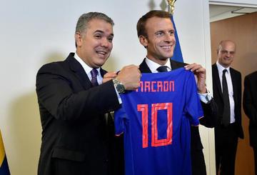 Francia aumentará su cooperación a Colombia en la crisis migratoria