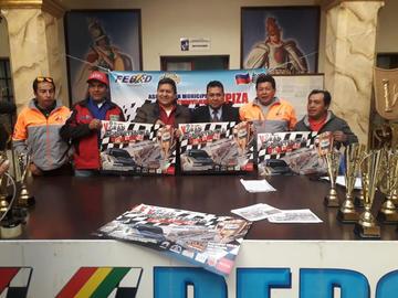 Alistan la quinta competencia de automovilismo en Tupiza