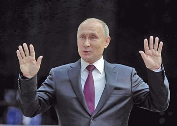 Putin cuestiona a EE.UU. por querer contener a Rusia