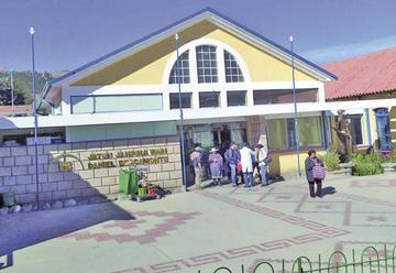 Gobernación destina Bs 40 millones para equipamiento del Bracamonte