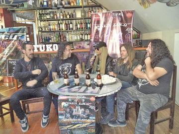 """Tren Loco"" se presentó anoche como última parada por Potosí"