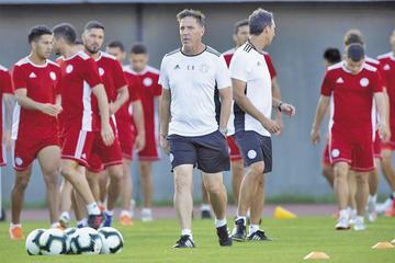 Paraguay busca su pase a cuartos de final ante la selección de Colombia