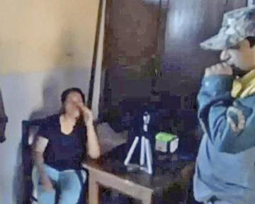 Denuncian a brigada que empadronaba sin permiso en escuela