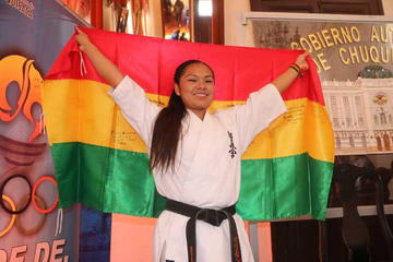 Bolivia logra dos preseas en kárate