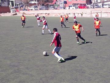 Aduana Delicias golea y acorta distancia con el líder del torneo de la Mutual