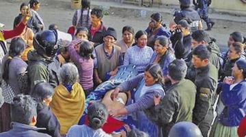 Aprehenden a cinco sospechosos por la muerte en Trinidad Pampa