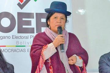 TSE rechaza veto a los candidatos opositores en el norte de Potosí