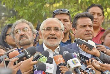 Mesa convoca a recuperar la Policía del control partidario y la corrupción