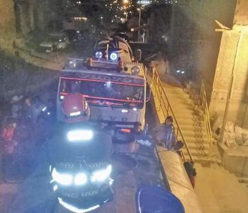 Chispa causa una explosión y fallecen dos personas