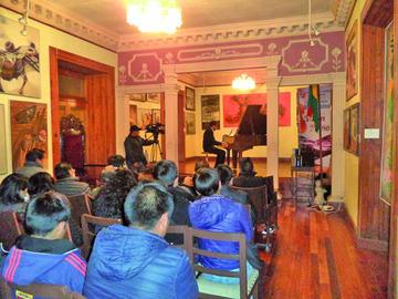 Facultad de artes festeja con conciertos de música