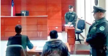 Un hombre asfixió a una boliviana en Chile con la ropa de su hijo