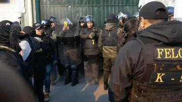Denuncian violaciones de derechos humanos del Gobierno a la Adepcoca