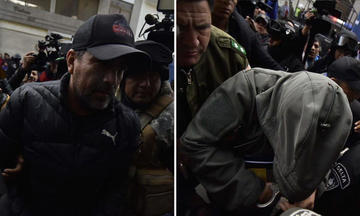 Disponen traslado de Medina y Moreira a la cárcel de Palmasola