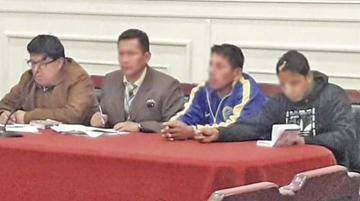 Disponen la reclusión de menor sindicado por el asesinato de un cocalero