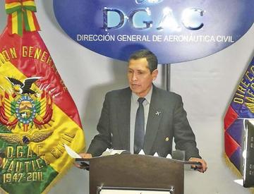 Revelan que el director de la DGAC tiene más de 15 denuncias por corrupción