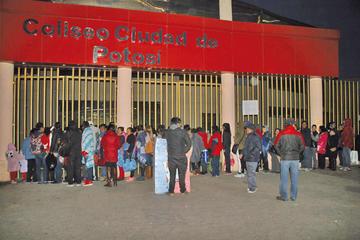 Entrada para el clásico de la Libo costará 50 Bolivianos