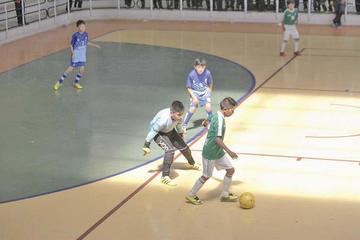 La Villa Imperial albergará el torneo nacional de futsal en la categoría Sub-10