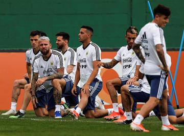 Argentina y Venezuela se juegan su pase a semifinales en la Copa América