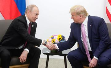 Trump se acerca a Putin y baja sus críticas a sus aliados del G20