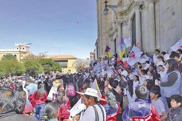 Se incrementa la violencia física y sexual contra menores en Potosí