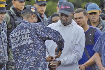 Liberados por Venezuela llegan  a Colombia tras tres años presos