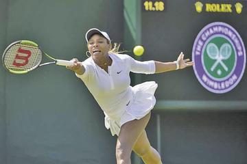 Serena se ofrece como compañera de Andy Murray en dobles mixto de Wimbledon
